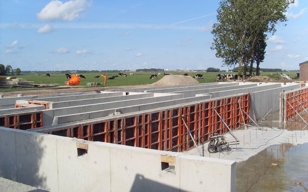 Projecten  - Agrarische bouw - Brakenhof Assendelft 3