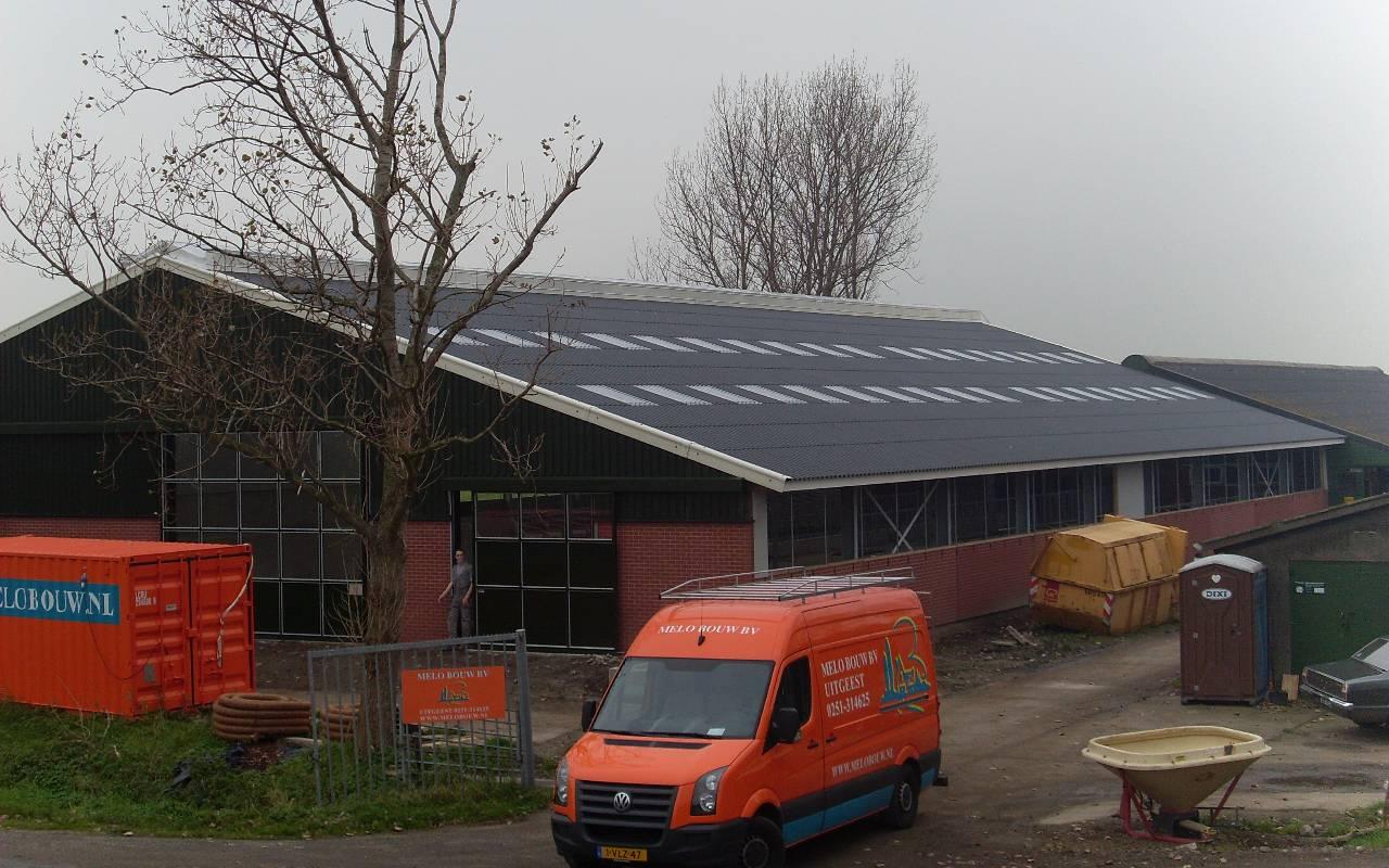 Projecten  - Agrarische bouw - Brakenhof Assendelft 4