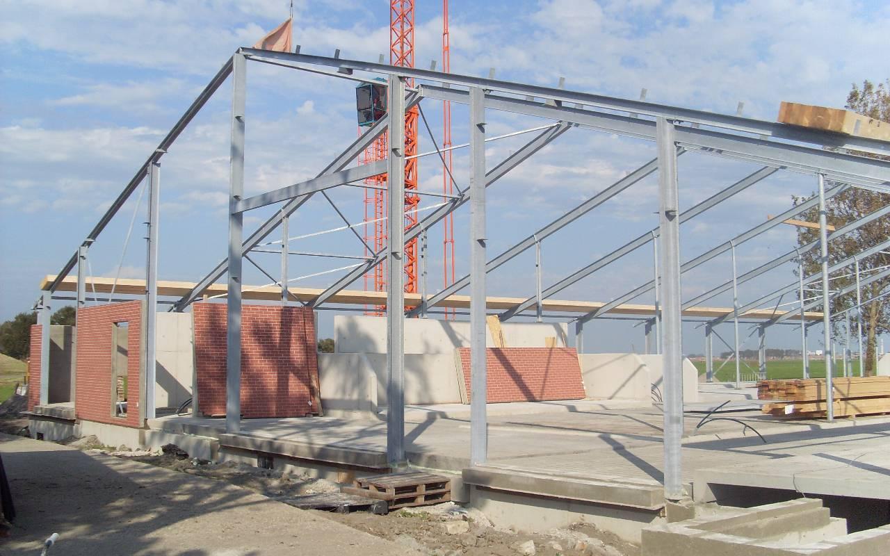 Projecten  - Agrarische bouw - Brakenhof Assendelft 5