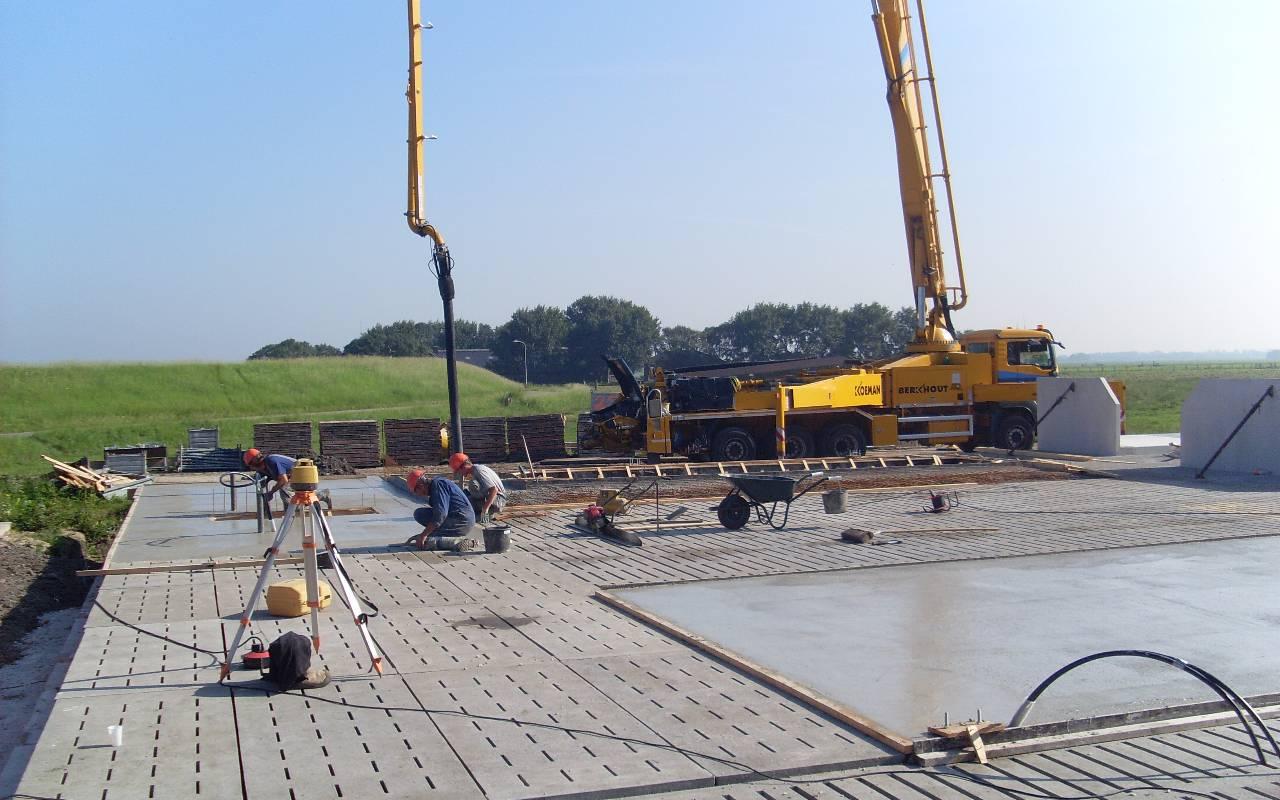 Projecten  - Agrarische bouw - Brakenhof Assendelft 2