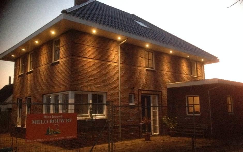 Nieuwbouw bedrijfswoning Rijksstraatweg Heemskerk 10