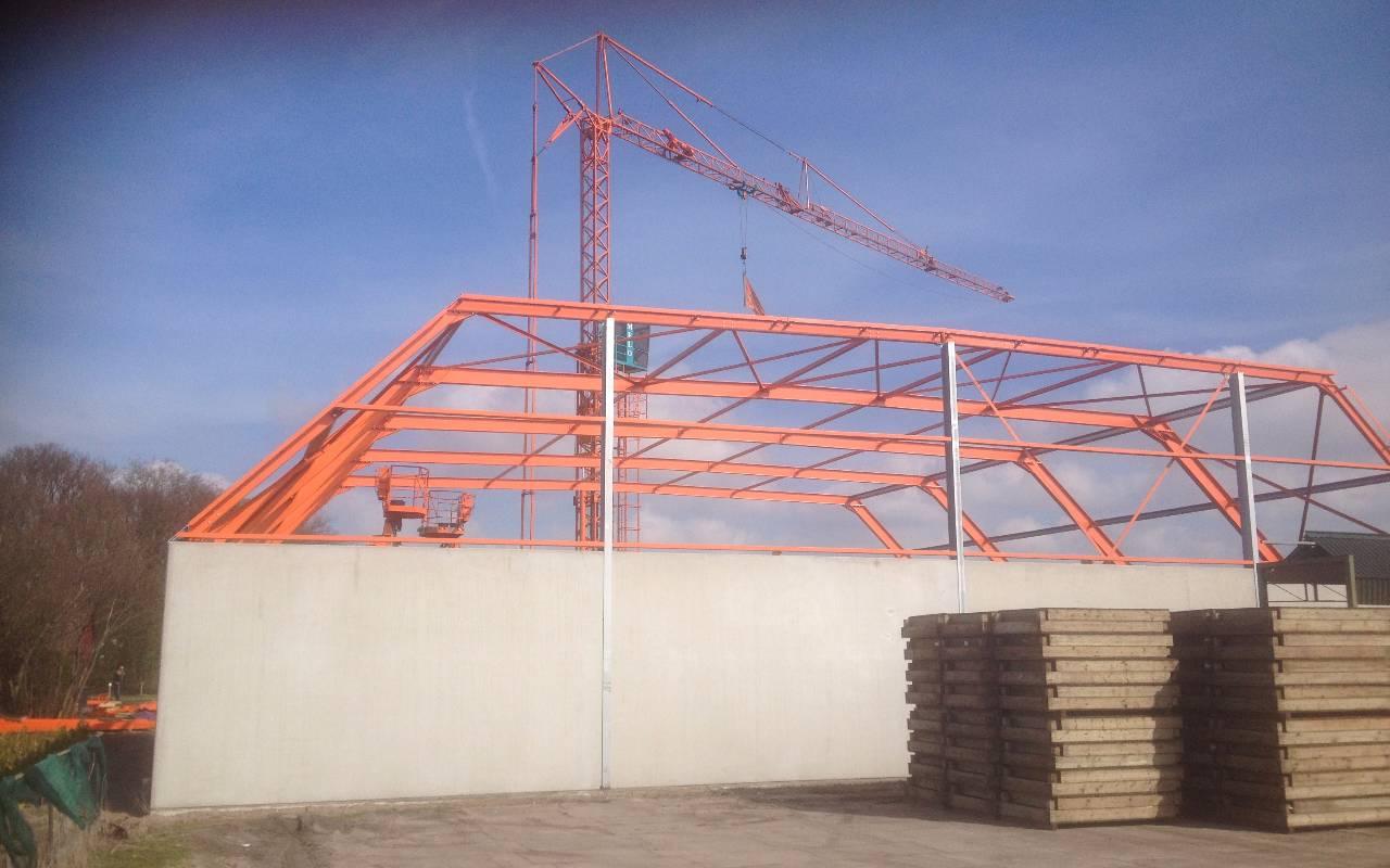 Heemskerk - Nieuwbouw bedrijfsgebouw