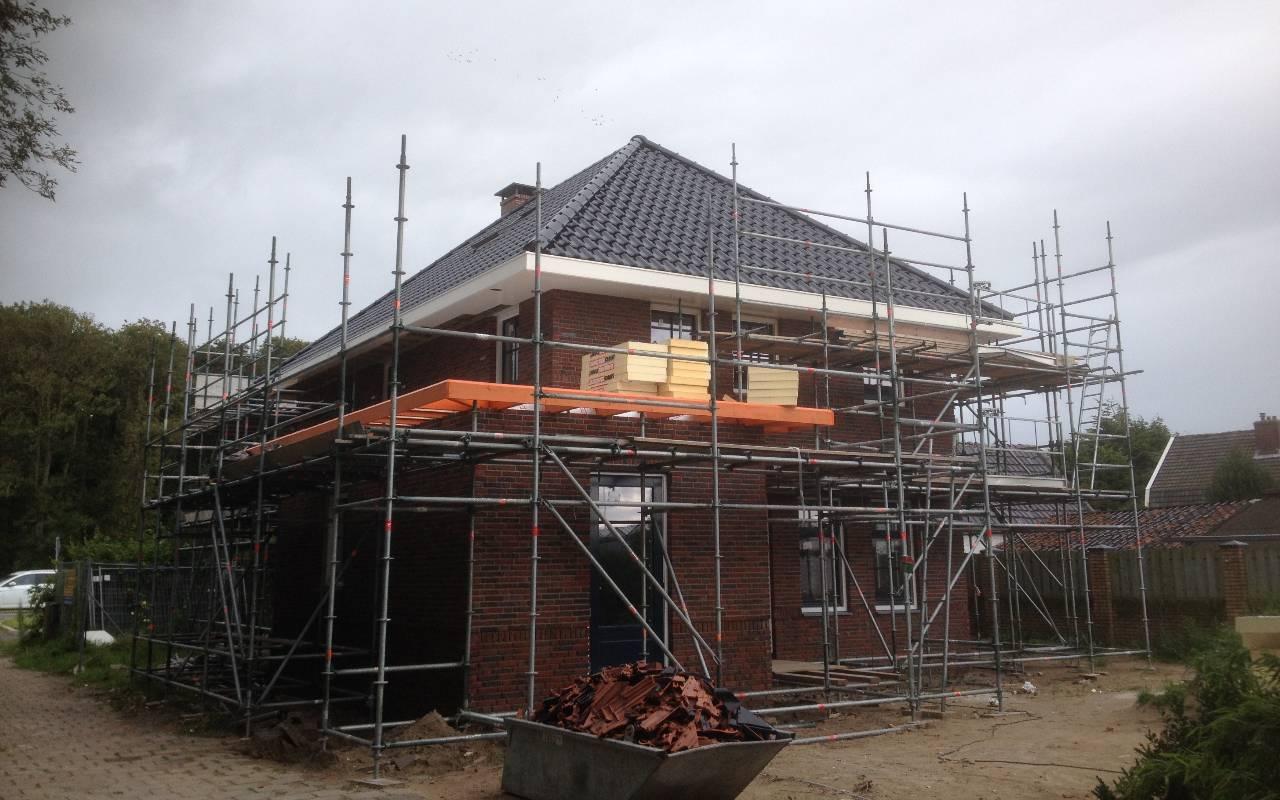 Nieuwbouw bedrijfswoning Rijksstraatweg Heemskerk 8