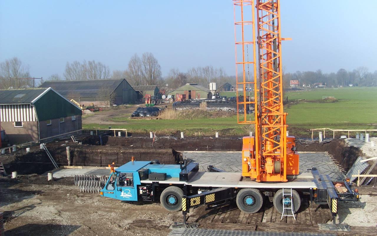 Stam - Ouderkerk aan de Amstel