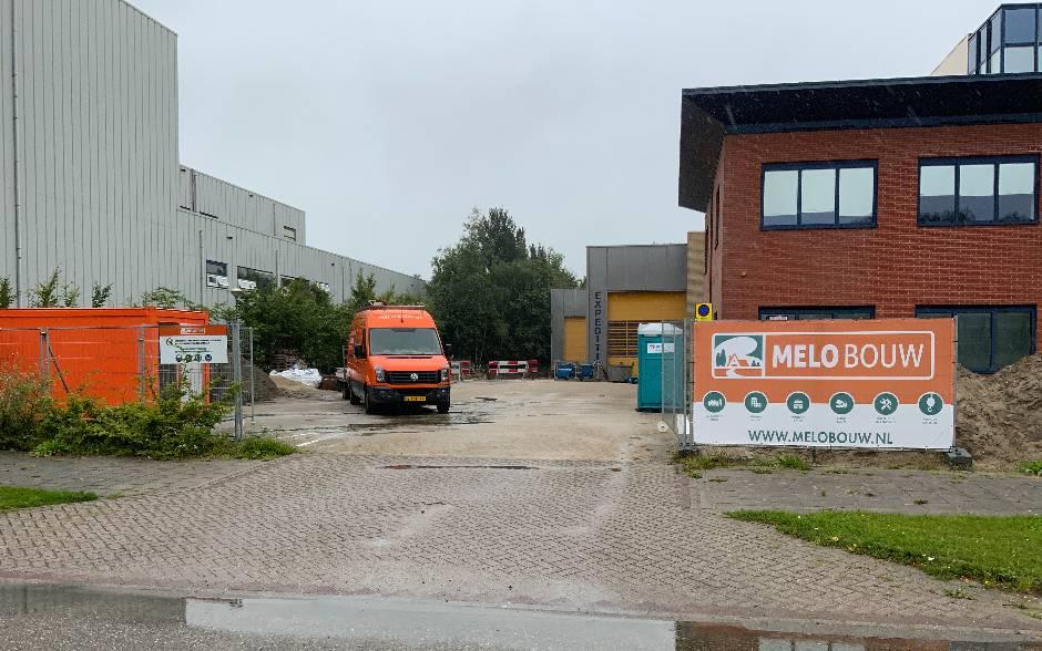 bedrijfspand Alkmaar bouwbedrijf